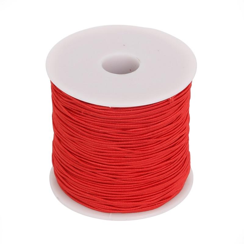 50-M-Elastic-Cord-Beading-Wire-Nylon-String-Rope-Thread-Bracelet-Necklace-DIY miniature 18