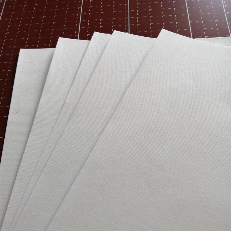5 Pcs A4 Gold Sticker Paper Laser Inkjet Printer Adhesive Label Glossy Sheet DIY