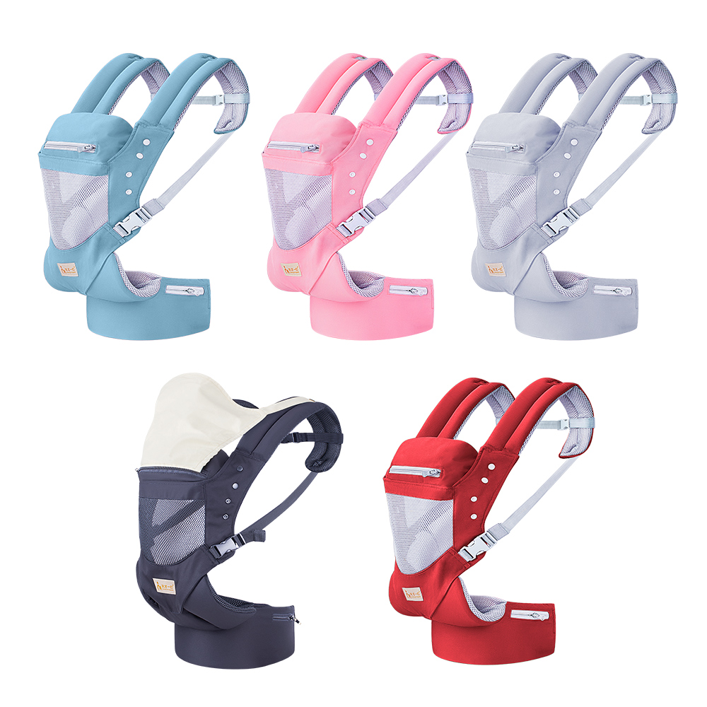 Baby Carrier Backpack Front /& Back Ergonomic Soft Structured Sling Adjustable US