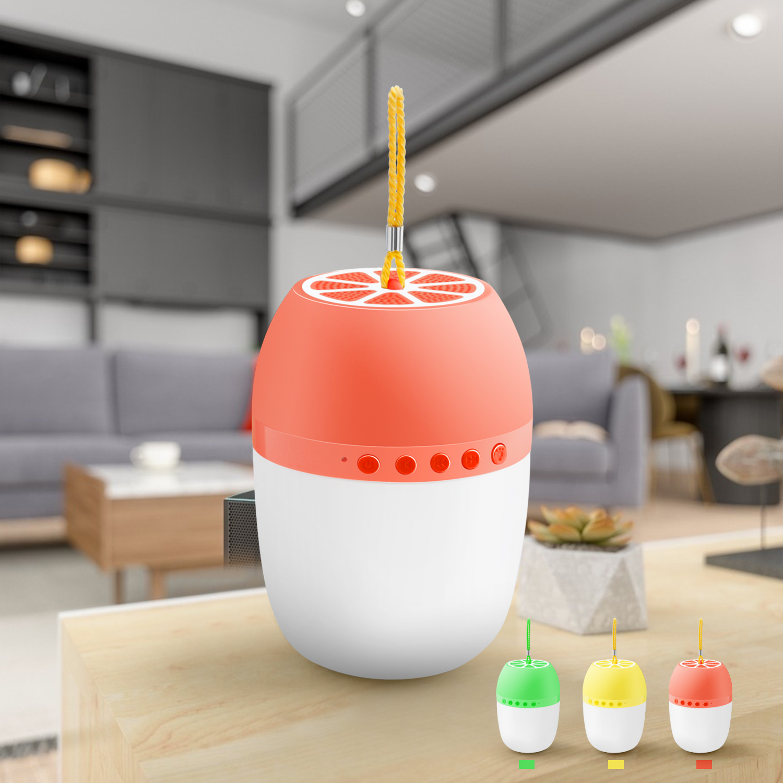 LED-TWS-Bluetooth-5-0-LED-Portable-Bluetooth-Speaker-Wireless-Bass-Speaker-W-TF miniature 18