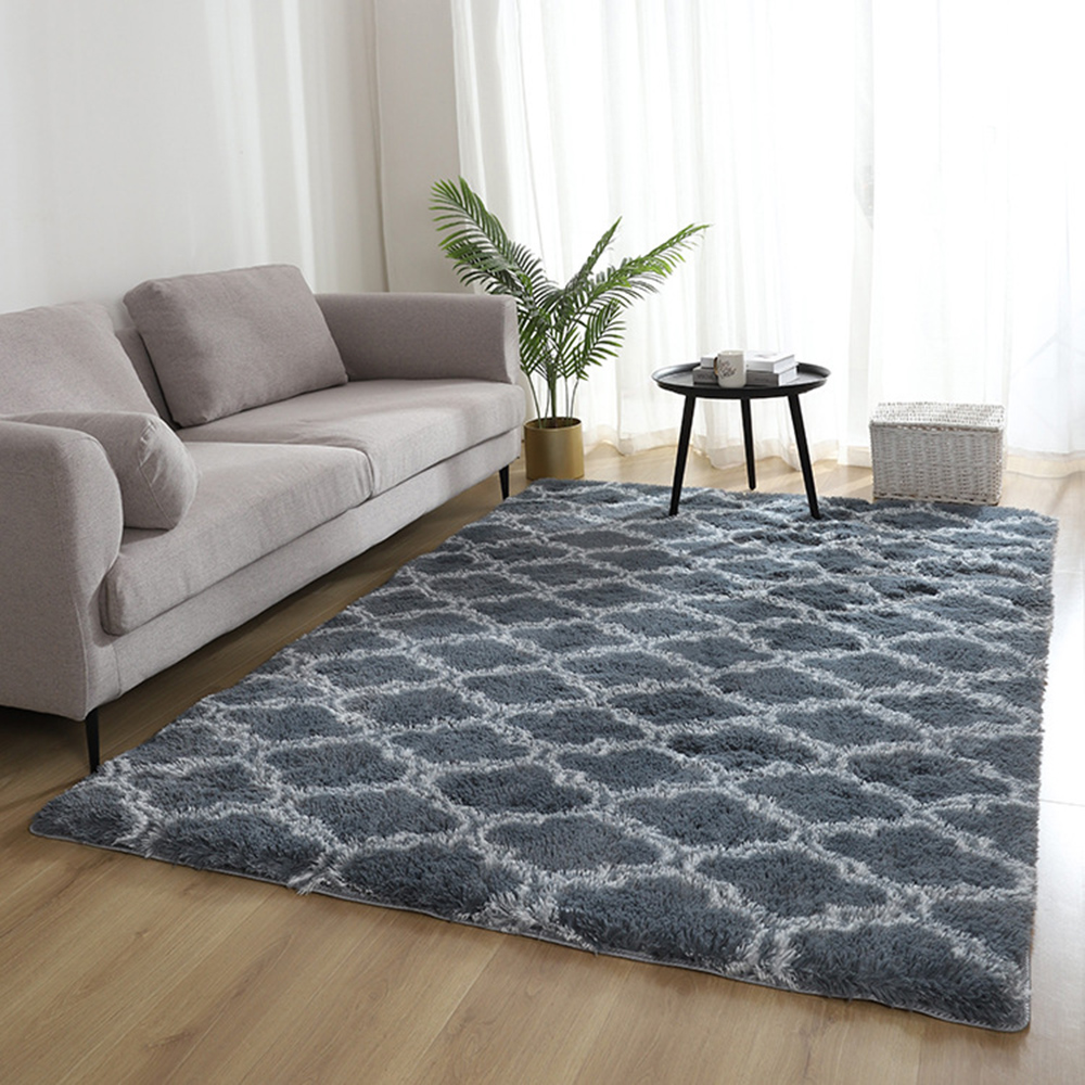Velvet-Area-Rug-Soft-Fluffy-Carpets-for-Living-Room-Bedroom-Shaggy-Floor-Mat thumbnail 11