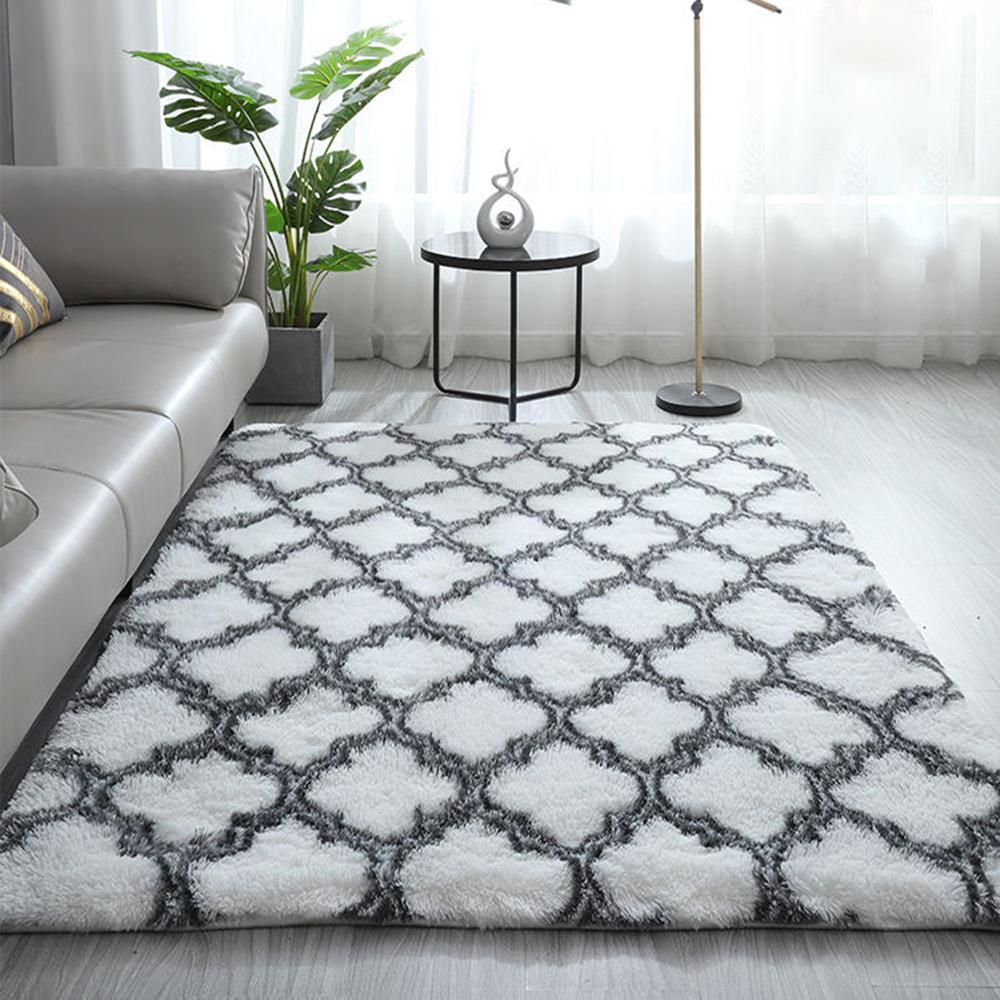 Velvet-Area-Rug-Soft-Fluffy-Carpets-for-Living-Room-Bedroom-Shaggy-Floor-Mat thumbnail 17