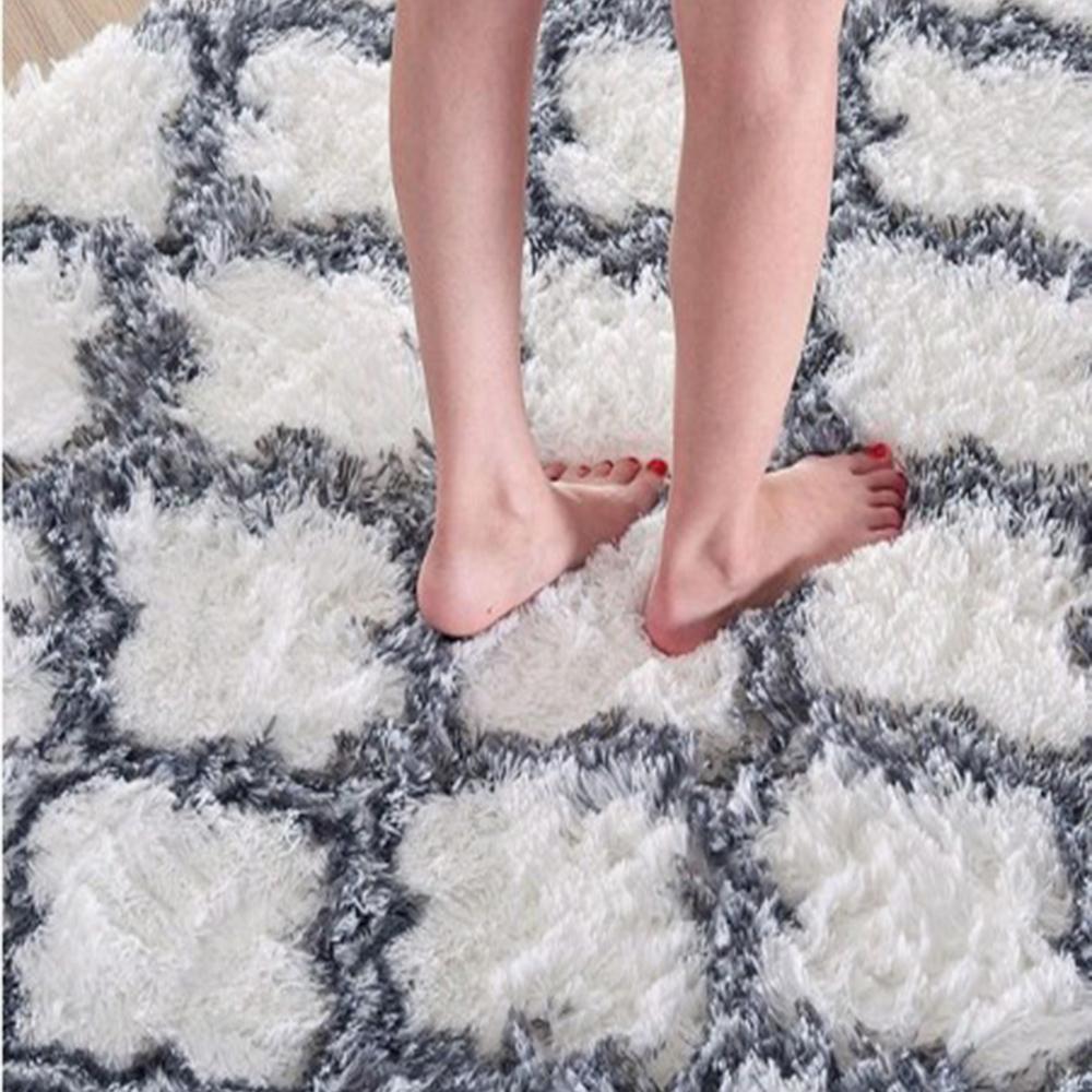 Velvet-Area-Rug-Soft-Fluffy-Carpets-for-Living-Room-Bedroom-Shaggy-Floor-Mat thumbnail 22