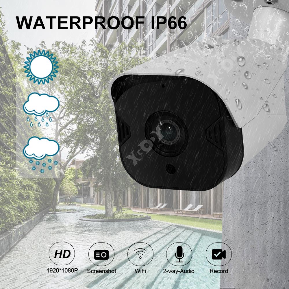 XGODY-2-3-4-PCS-1080P-HD-Outdoor-IP-Security-Camera-Wifi-CCTV-IR-Night-Vision-US thumbnail 9