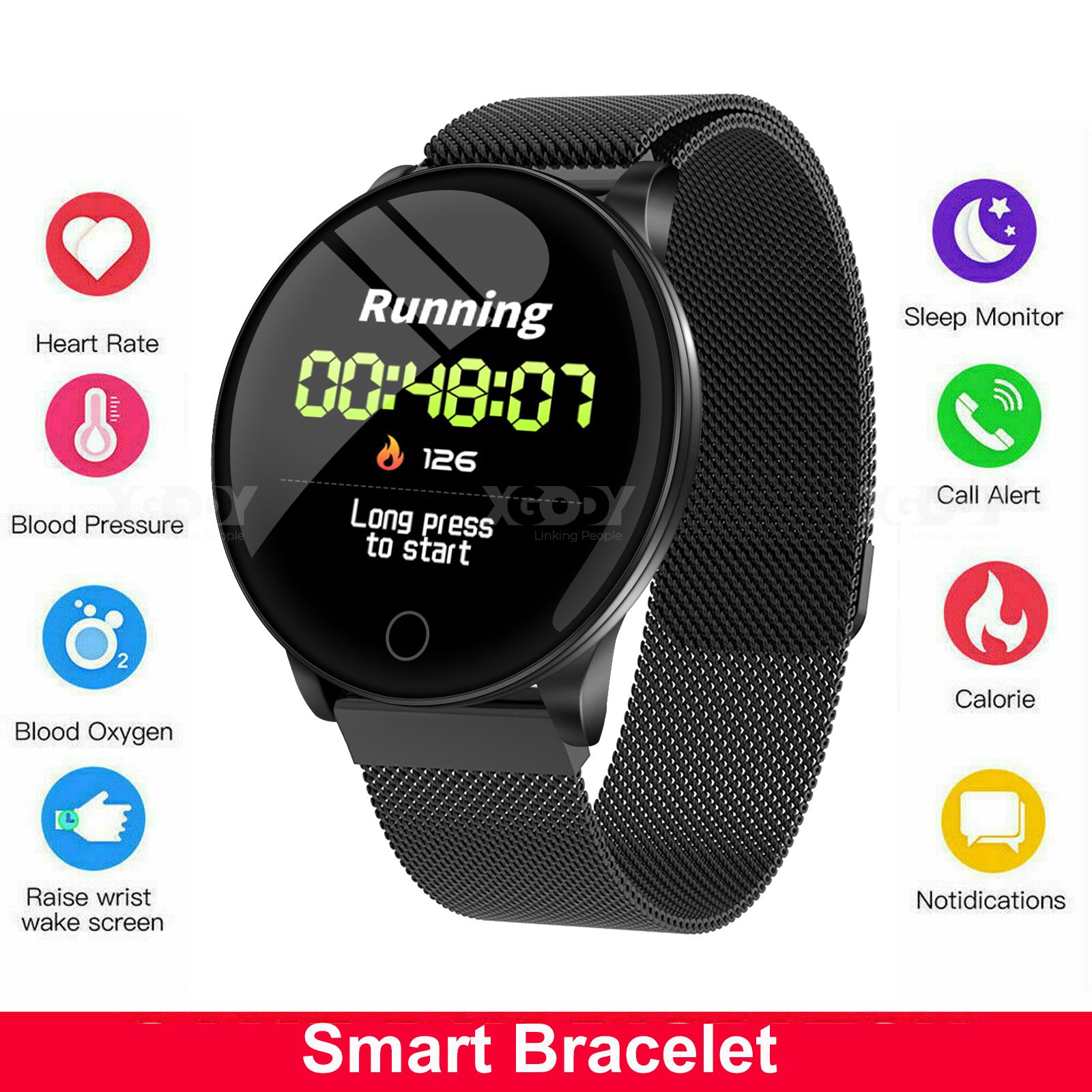 XGODY IP67 Heart Rate Smart Watch Sleep Blood Oxygen Fitness Tracker Sport Watch blood Featured fitness heart ip67 oxygen rate sleep smart watch xgody
