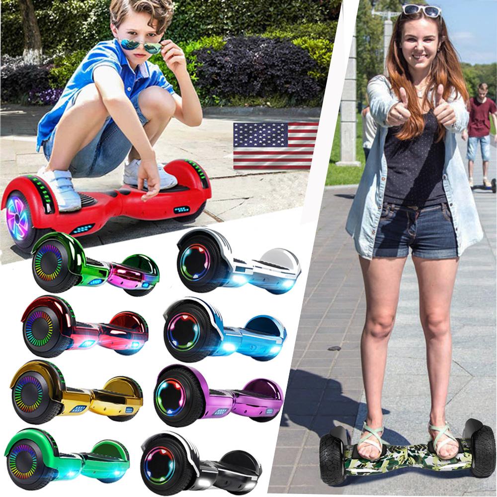 6 5 bluetooth hoverboard smart self balancing