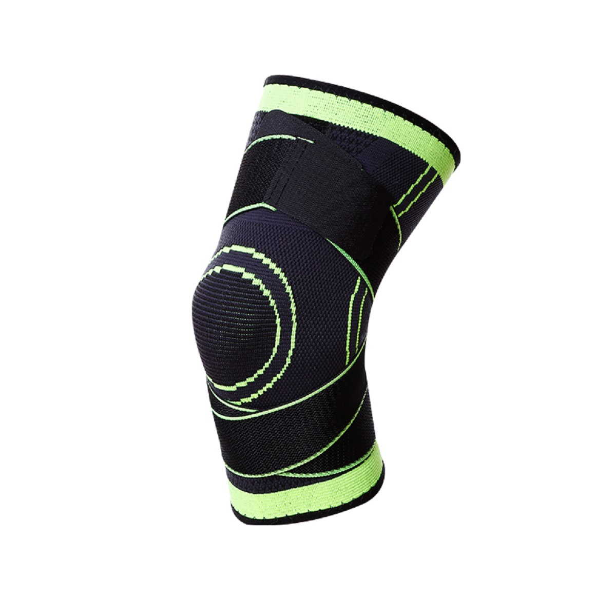 USA-3D-Weaving-Knee-Brace-Breathable-Sleeve-Support-for-Running-Jogging-Sports miniature 14