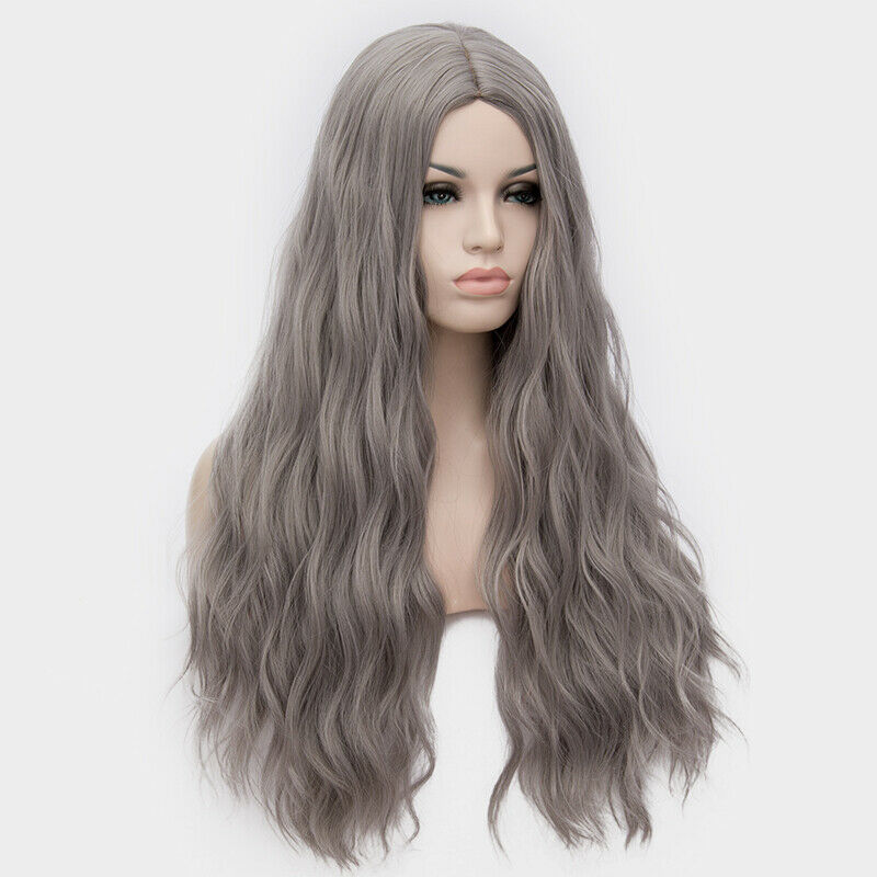 Women-Fashion-Anime-Long-Curly-Wavy-Hair-Party-