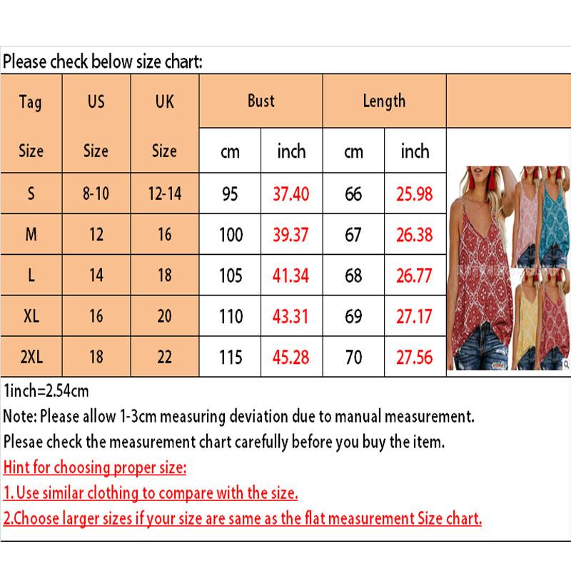 Women-Summer-Beach-Tank-Top-Loose-Shirt-Sleeveless-Tops-Blouses-Casual-Vest thumbnail 18
