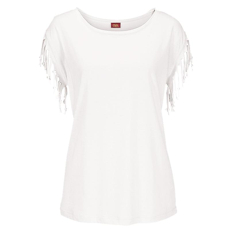 Plus-Size-Women-Tassels-Blouse-Short-Sleeve-Summer-Beach-Scoop-Neck-T-Shirt-Tops thumbnail 18