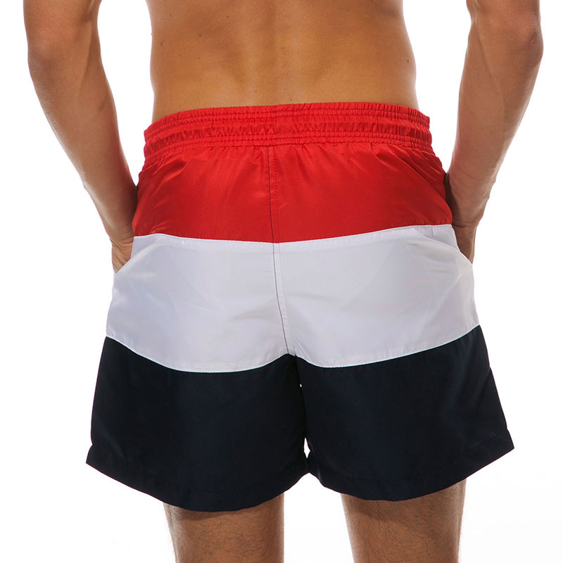 Mens-Swim-Shorts-Swimsuit-Trunks-Swimwear-Bathing-Suit-with-Pockets-Beachwear thumbnail 8