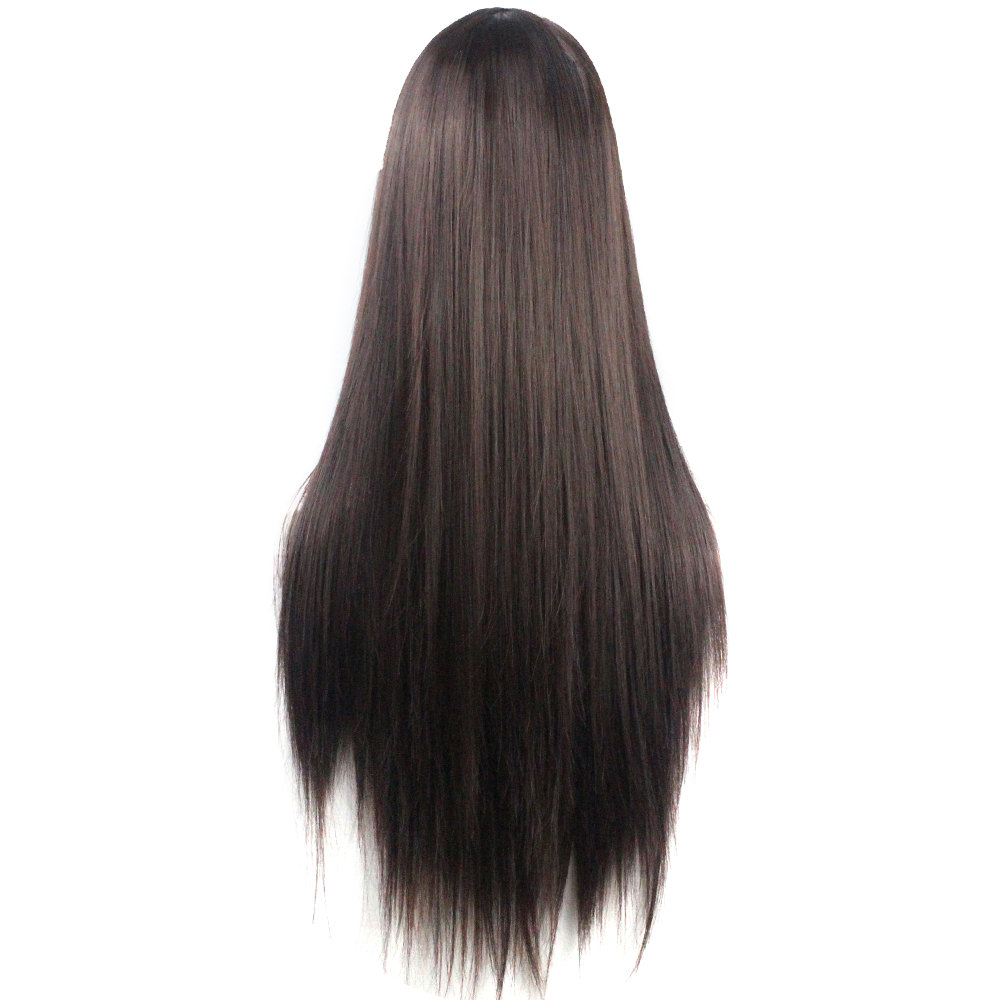 Heat-Resistant-Synthetic-Hair-Long-Straight-Cosplay-Wig-Anime-Fancy-Dress-Wigs miniature 8