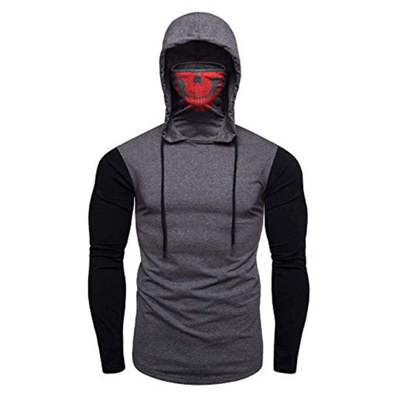 Fashion-Men-Sleeveless-Hoodie-Hooded-Sweatshirt-Tank-Tops-Gym-Fitness-Sport-Vest thumbnail 15