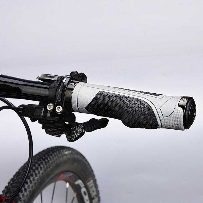 1 Pair Anti-slip Handlebar Grips Bicycle MTB BMX Road Mountain Bike Soft