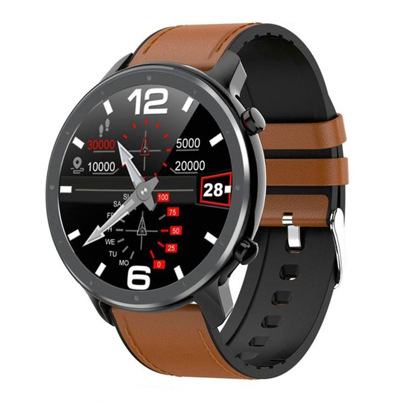 thumbnail 16 - IP68 Waterproof Smart Watch ECG Heart Rate Blood Pressure Monitor F/ IOS Android