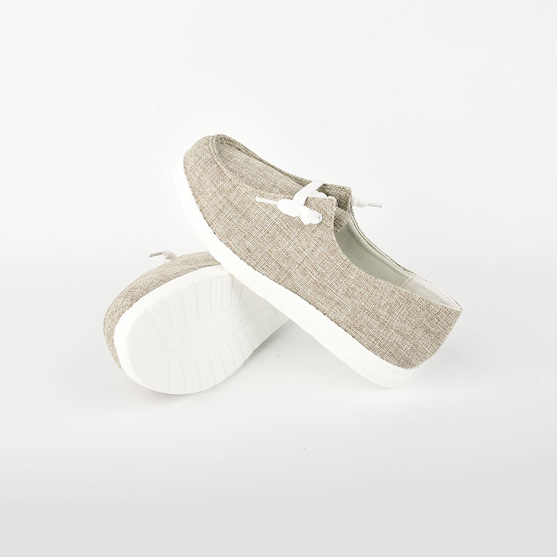 thumbnail 15 - Lady Women Pumps Slip On Flat Loafers Trainers Sneakers Casual Boat Shoes Size
