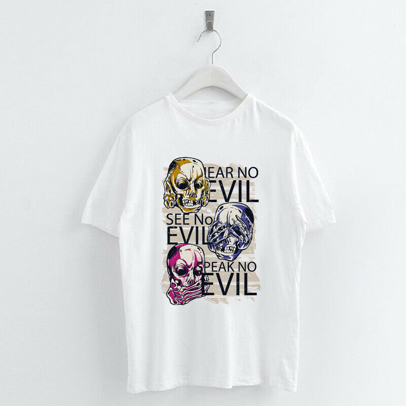 Harajuku-Words-Letter-Women-T-shirt-Summer-Tee-Tops-Never-Give-up-I-can-I-will thumbnail 36