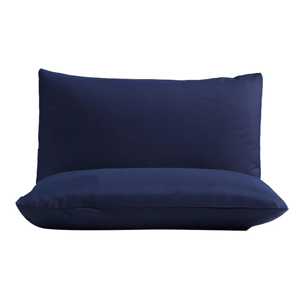 Cubierta-de-ropa-de-cama-de-Cama-hoja-cabida-Hojas-Bolsillo-profundo-Confort-King-Twin-mattres miniatura 14
