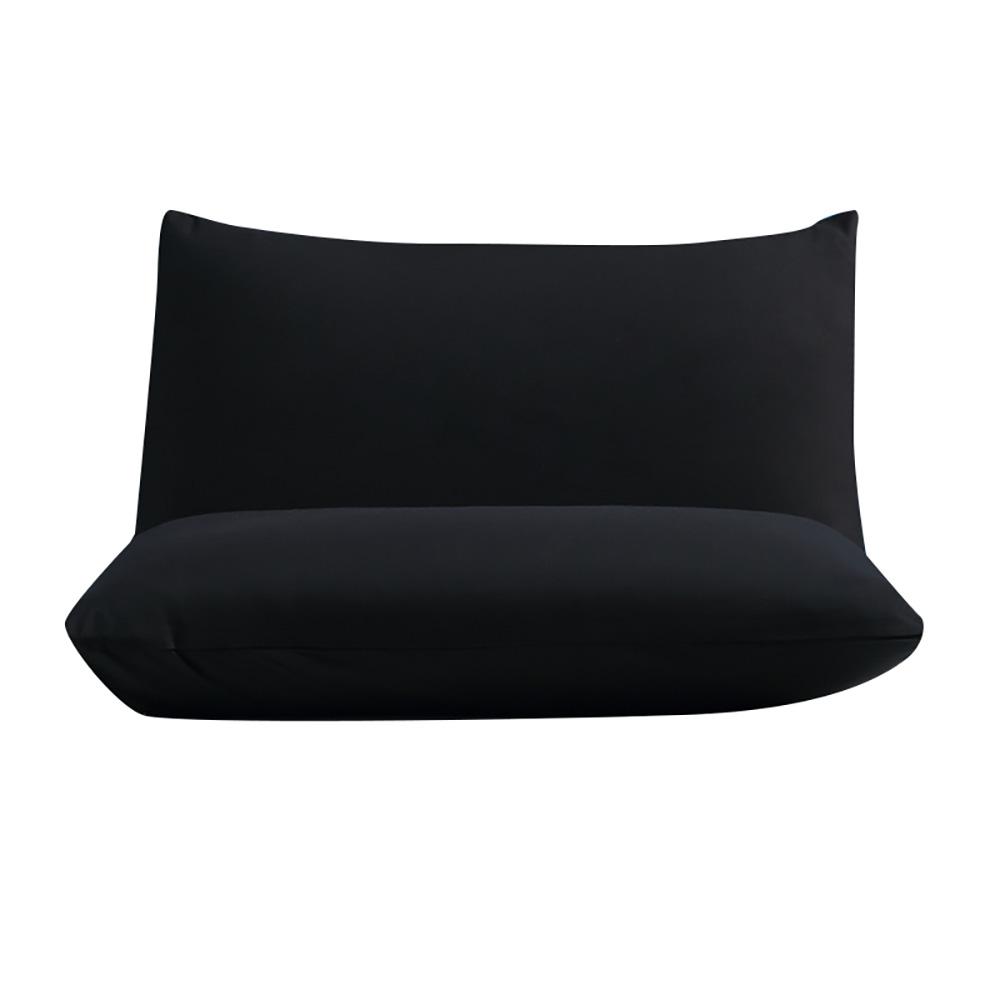 Cubierta-de-ropa-de-cama-de-Cama-hoja-cabida-Hojas-Bolsillo-profundo-Confort-King-Twin-mattres miniatura 16