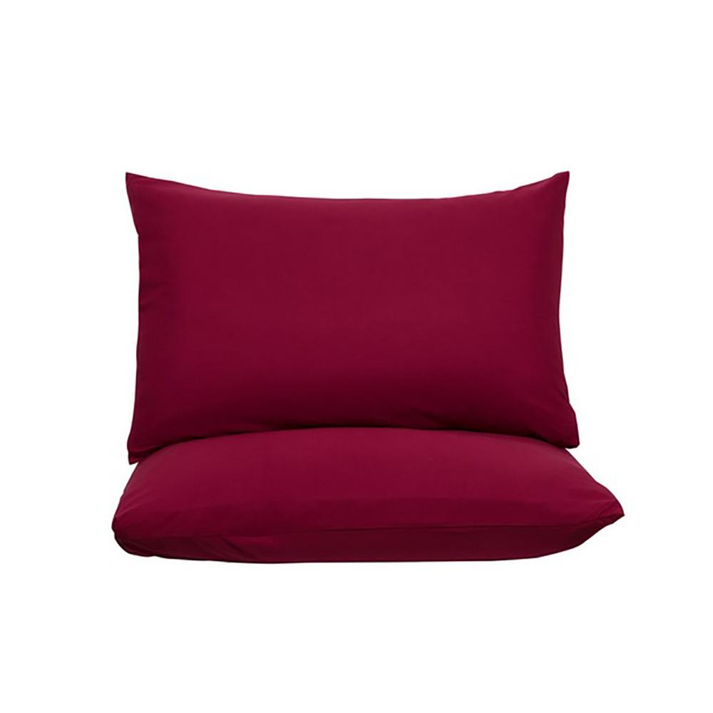 Cubierta-de-ropa-de-cama-de-Cama-hoja-cabida-Hojas-Bolsillo-profundo-Confort-King-Twin-mattres miniatura 34