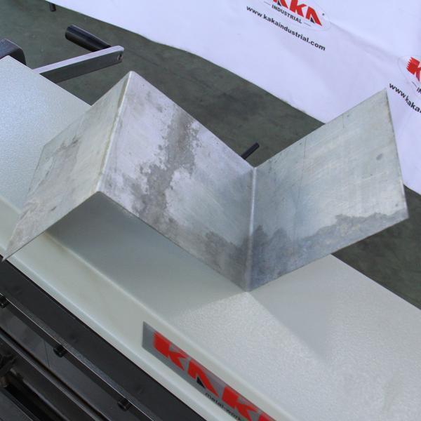 Kaka 3 In 1 760 760mm Sheet Metal Brake Shear Brake Roll