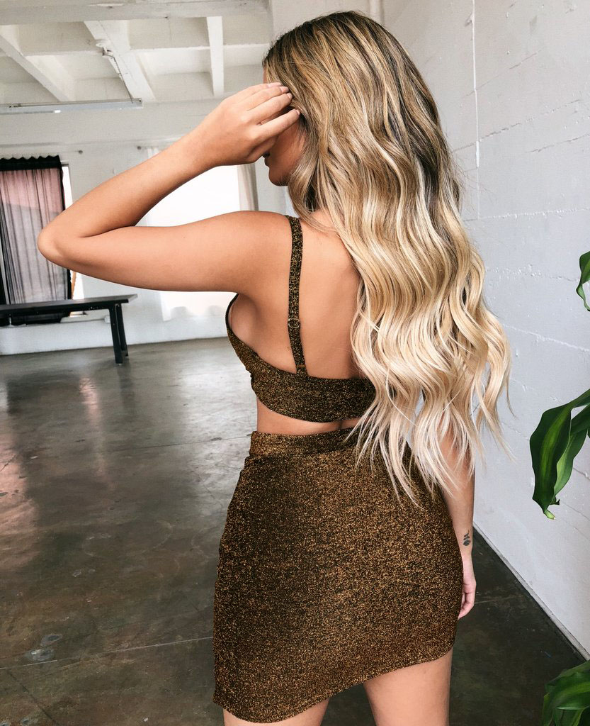 Sexy-2-Piece-Women-Bodycon-Two-Piece-Crop-Top-and-Skirt-Set-Bandage-Dress-Party thumbnail 15