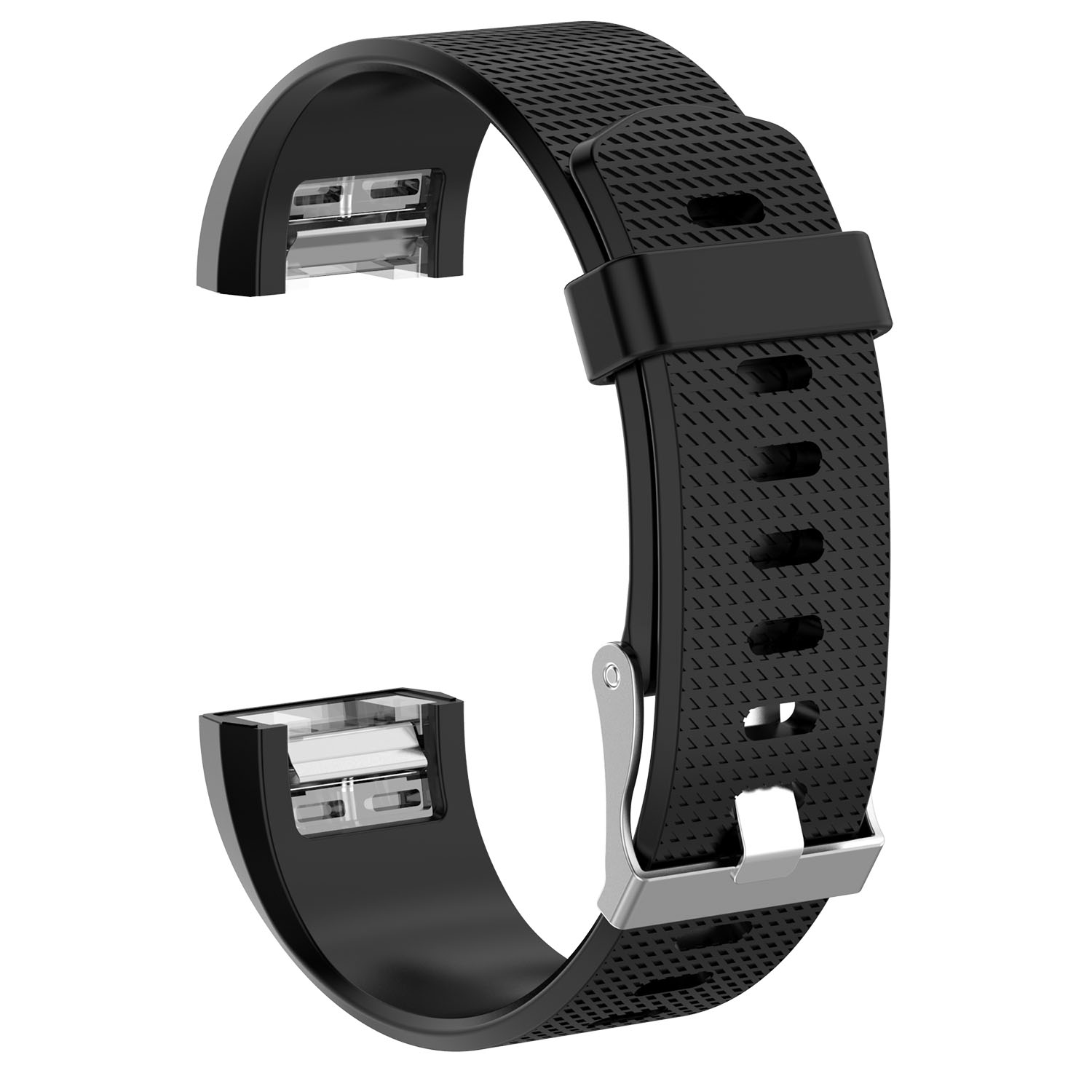 Replacement-Silicone-Wristband-Watch-Strap-Bands-Bracelet-For-Fitbit-Charge-2 thumbnail 15