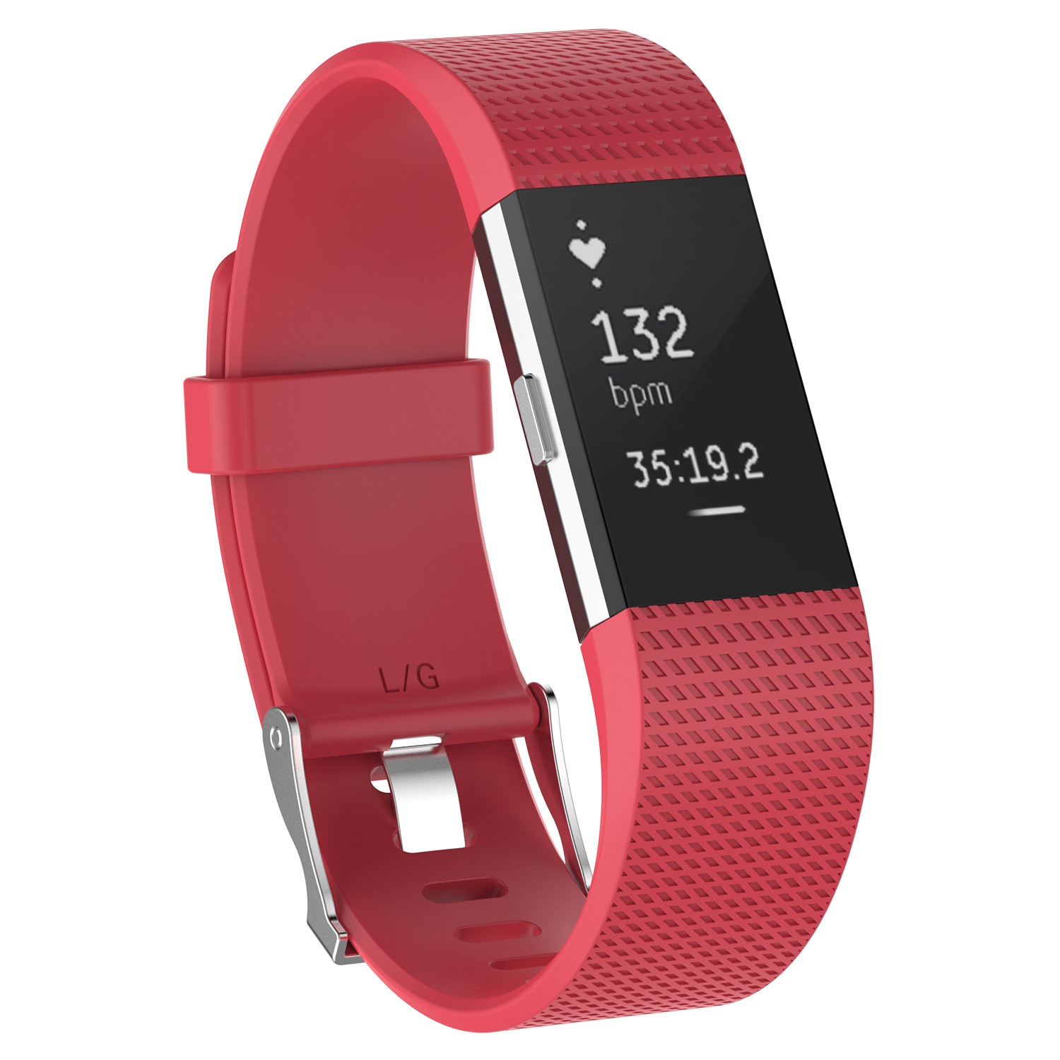 Replacement-Silicone-Wristband-Watch-Strap-Bands-Bracelet-For-Fitbit-Charge-2 thumbnail 20