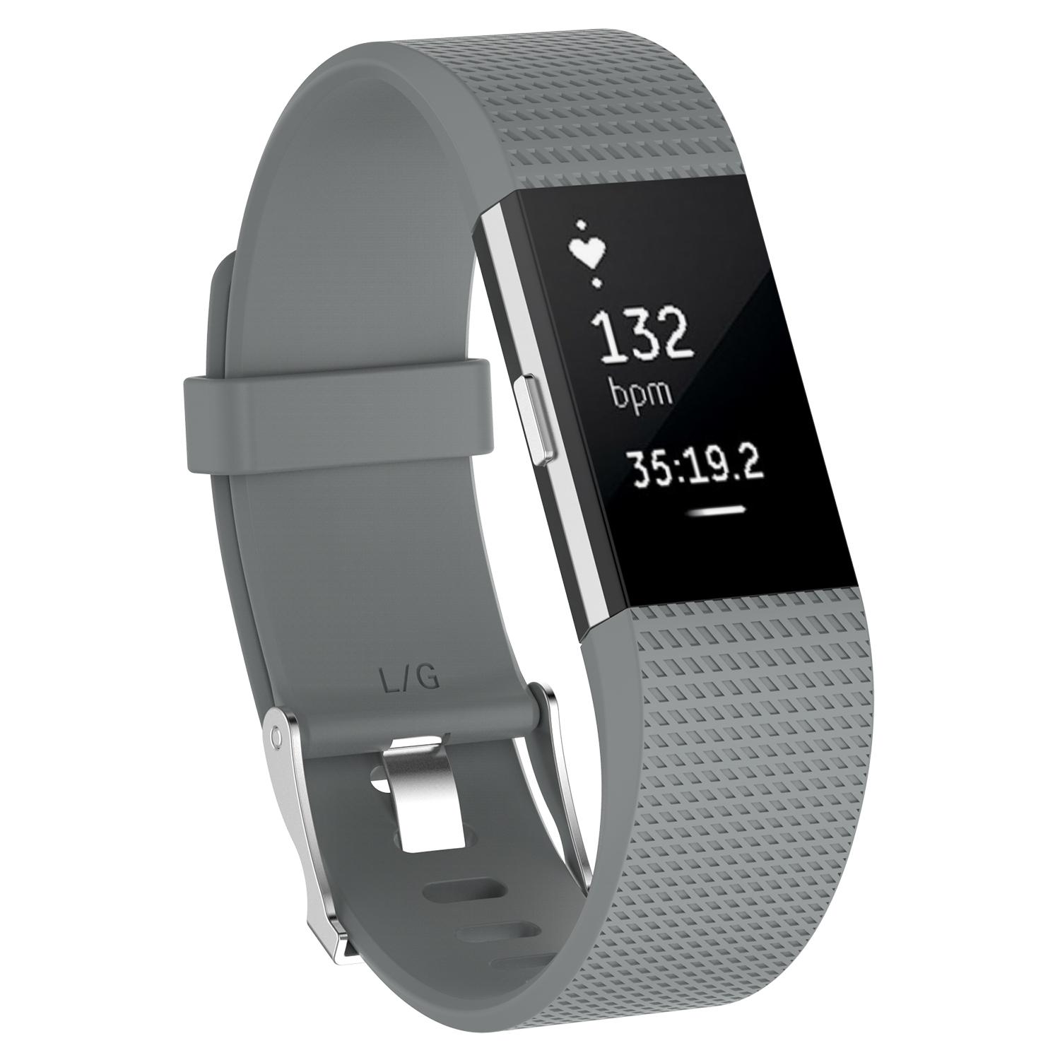Replacement-Silicone-Wristband-Watch-Strap-Bands-Bracelet-For-Fitbit-Charge-2 thumbnail 23