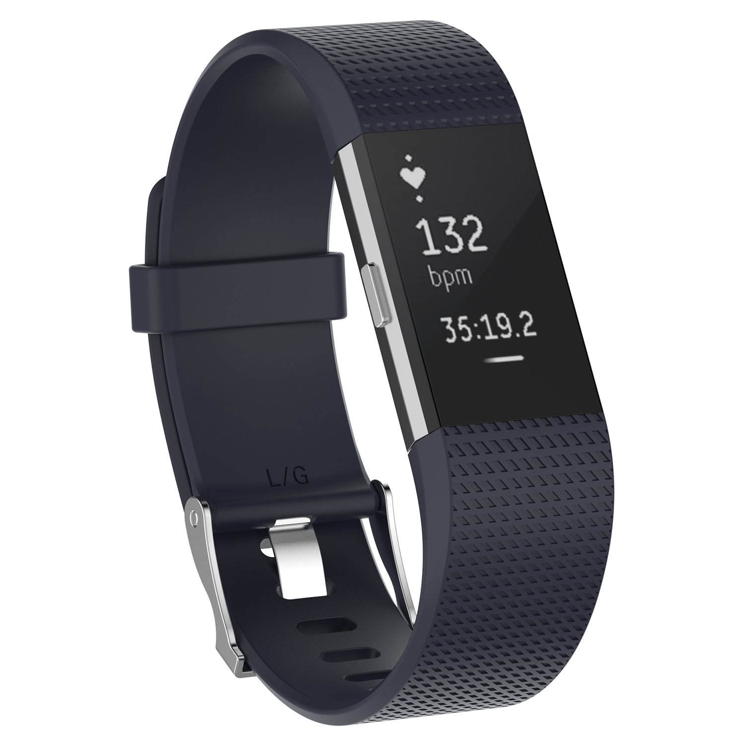 Replacement-Silicone-Wristband-Watch-Strap-Bands-Bracelet-For-Fitbit-Charge-2 thumbnail 27