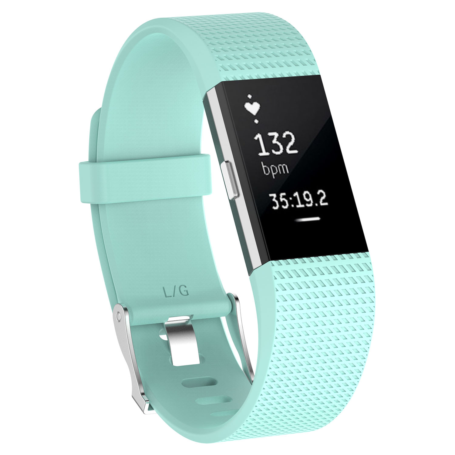 Replacement-Silicone-Wristband-Watch-Strap-Bands-Bracelet-For-Fitbit-Charge-2 thumbnail 32