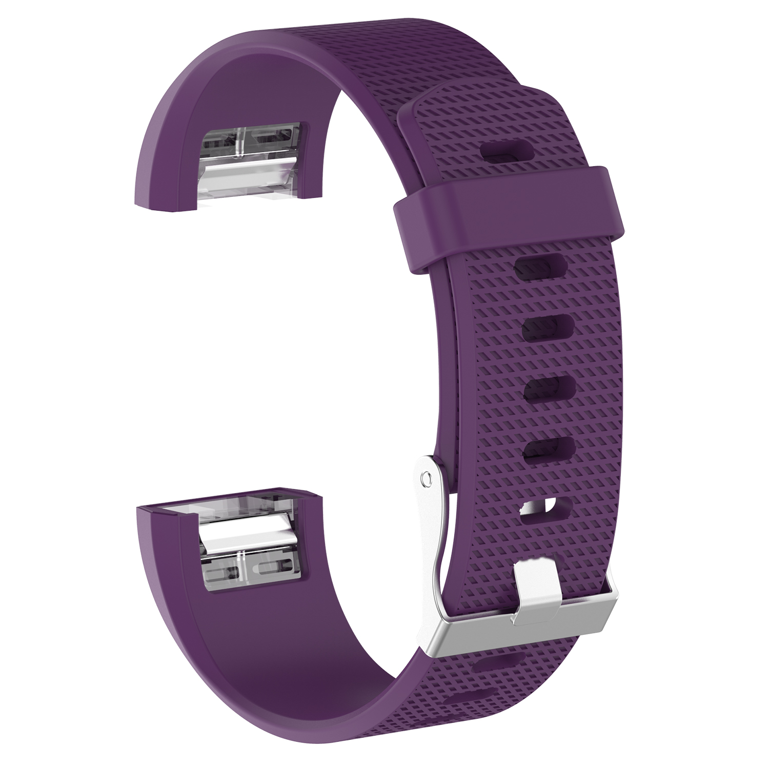 Replacement-Silicone-Wristband-Watch-Strap-Bands-Bracelet-For-Fitbit-Charge-2 thumbnail 36