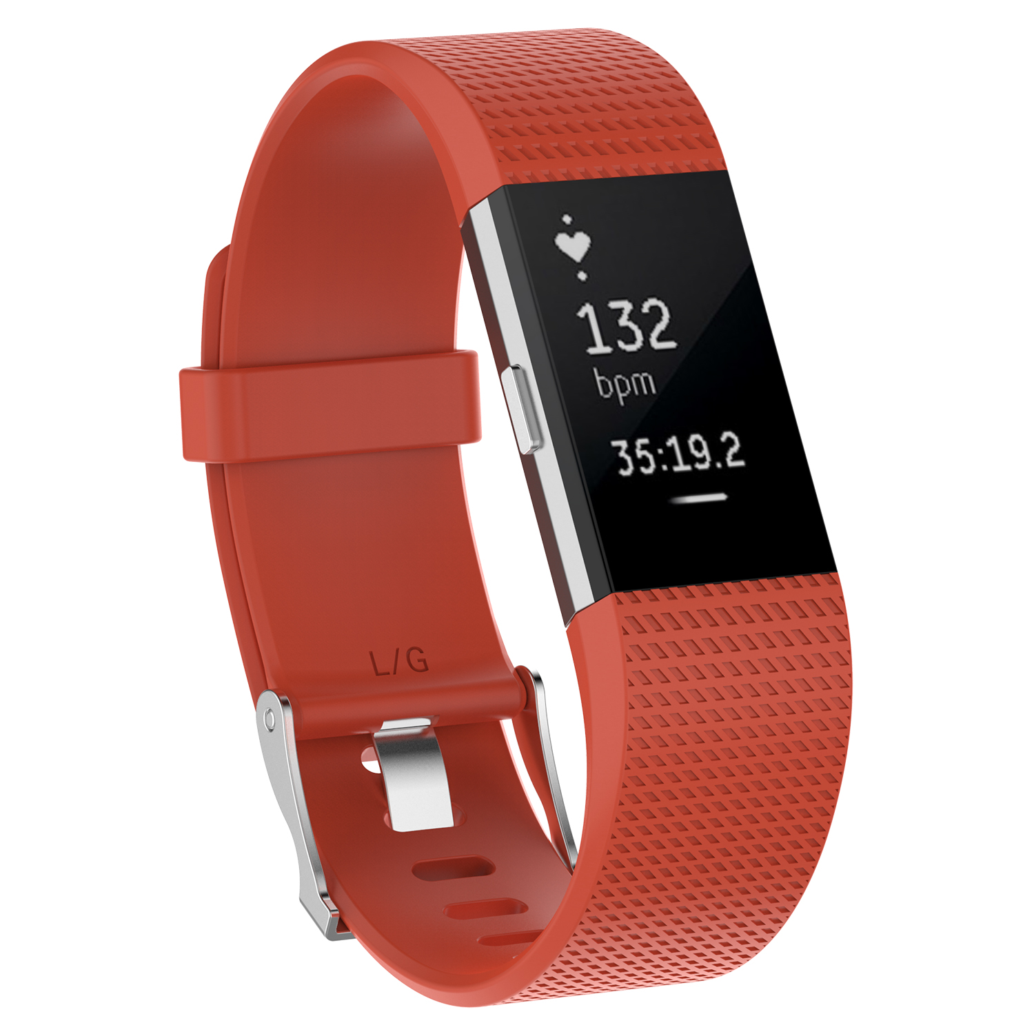 Replacement-Silicone-Wristband-Watch-Strap-Bands-Bracelet-For-Fitbit-Charge-2 thumbnail 41
