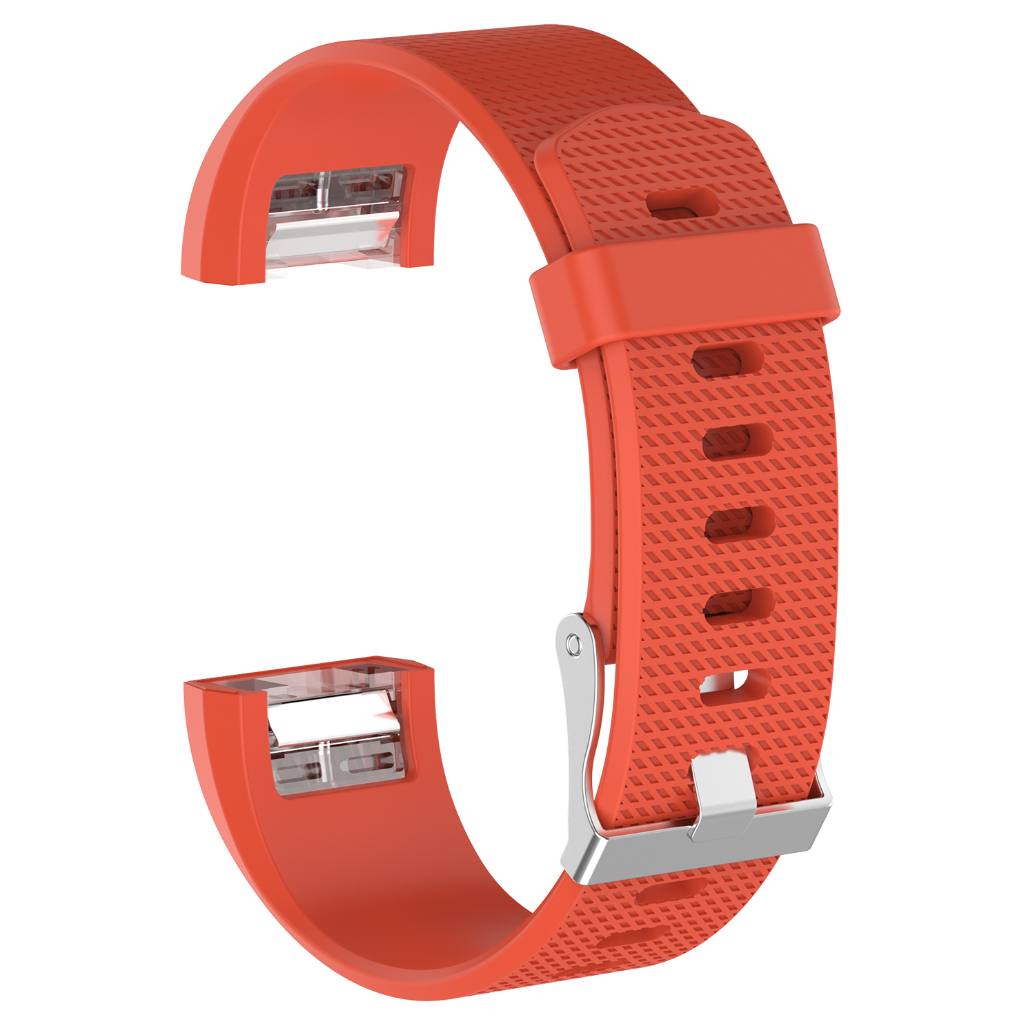Replacement-Silicone-Wristband-Watch-Strap-Bands-Bracelet-For-Fitbit-Charge-2 thumbnail 42