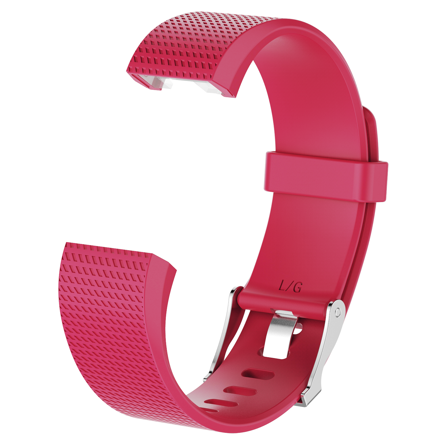 Replacement-Silicone-Wristband-Watch-Strap-Bands-Bracelet-For-Fitbit-Charge-2 thumbnail 44