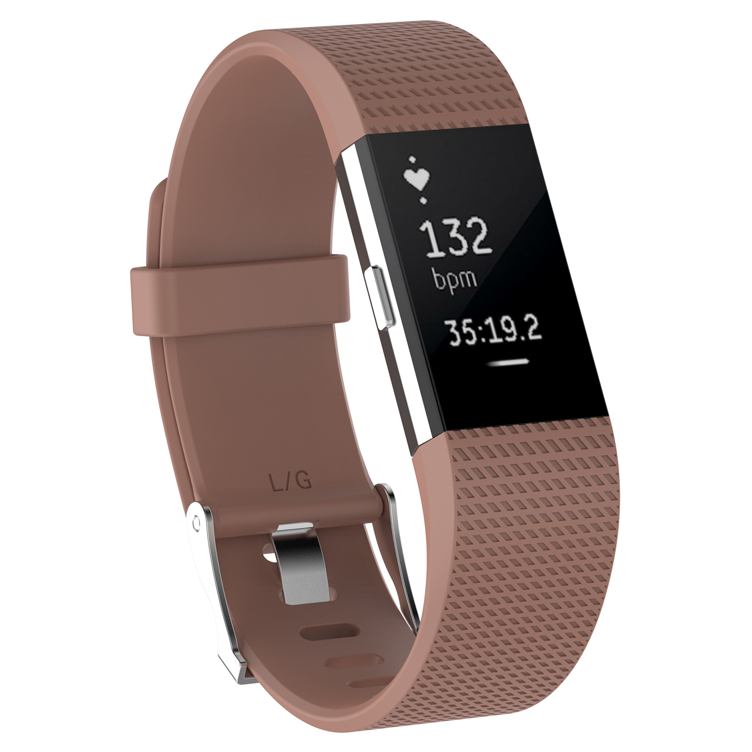 Replacement-Silicone-Wristband-Watch-Strap-Bands-Bracelet-For-Fitbit-Charge-2 thumbnail 51