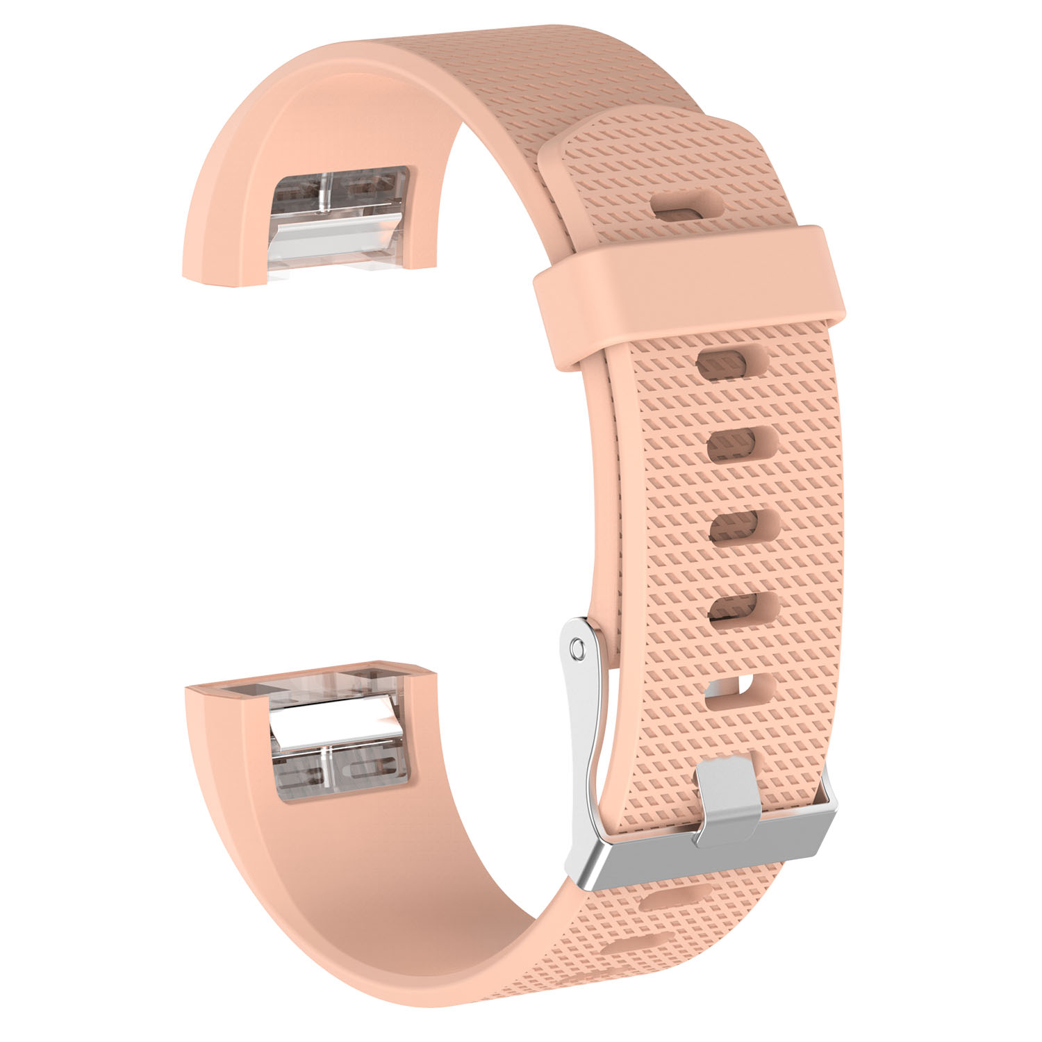 Replacement-Silicone-Wristband-Watch-Strap-Bands-Bracelet-For-Fitbit-Charge-2 thumbnail 54