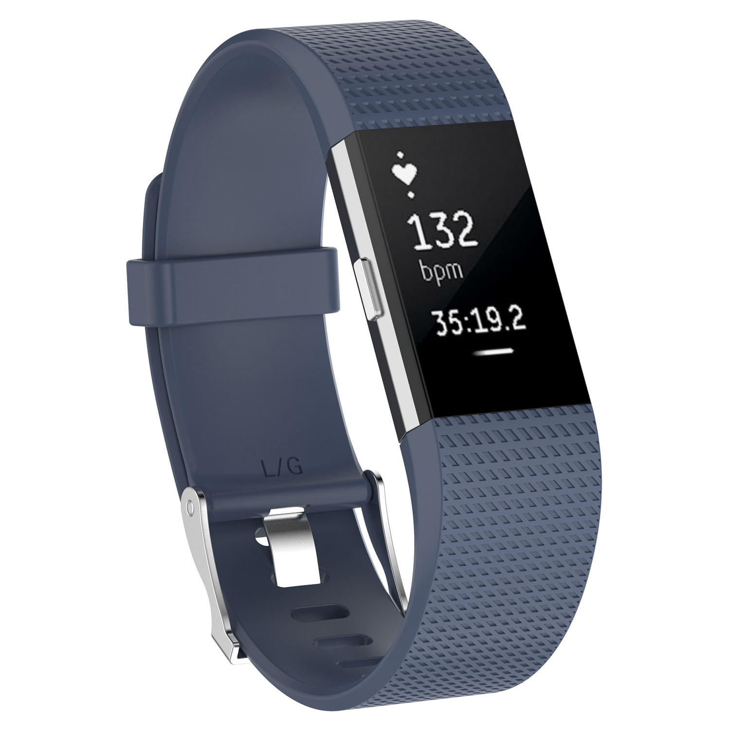 Replacement-Silicone-Wristband-Watch-Strap-Bands-Bracelet-For-Fitbit-Charge-2 thumbnail 74