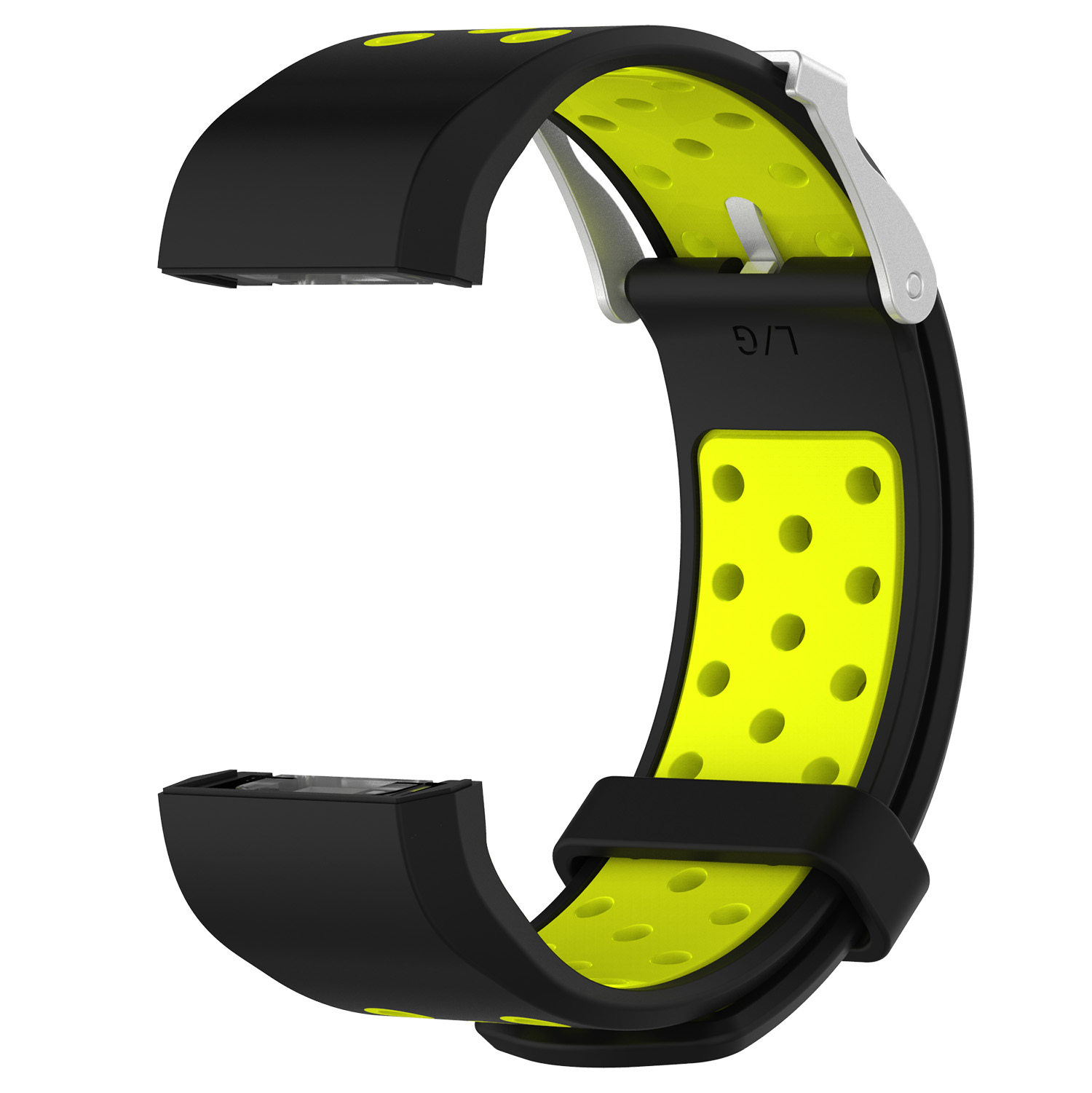 Replacement-Silicone-Wristband-Watch-Strap-Bands-Bracelet-For-Fitbit-Charge-2 thumbnail 80