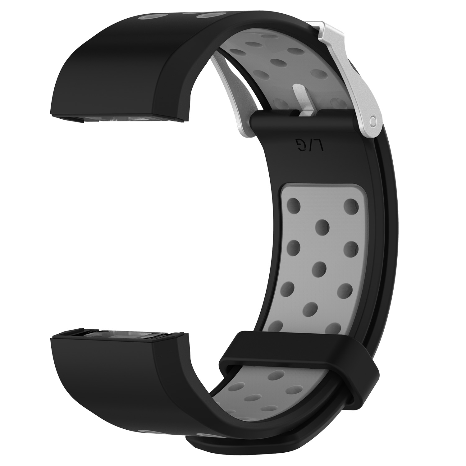 Replacement-Silicone-Wristband-Watch-Strap-Bands-Bracelet-For-Fitbit-Charge-2 thumbnail 83