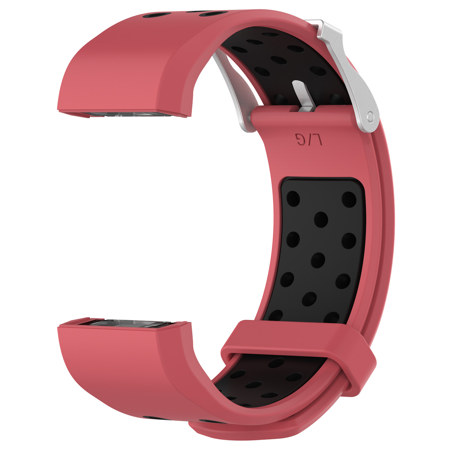 Replacement-Silicone-Wristband-Watch-Strap-Bands-Bracelet-For-Fitbit-Charge-2 thumbnail 86