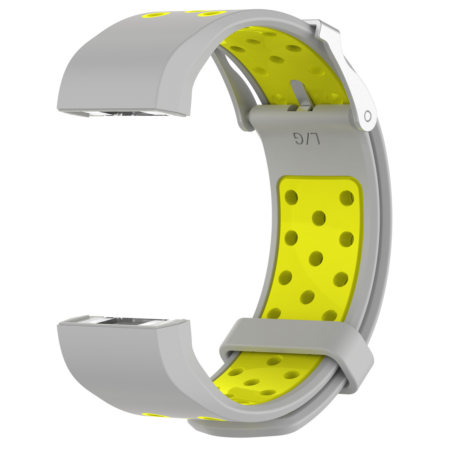 Replacement-Silicone-Wristband-Watch-Strap-Bands-Bracelet-For-Fitbit-Charge-2 thumbnail 93