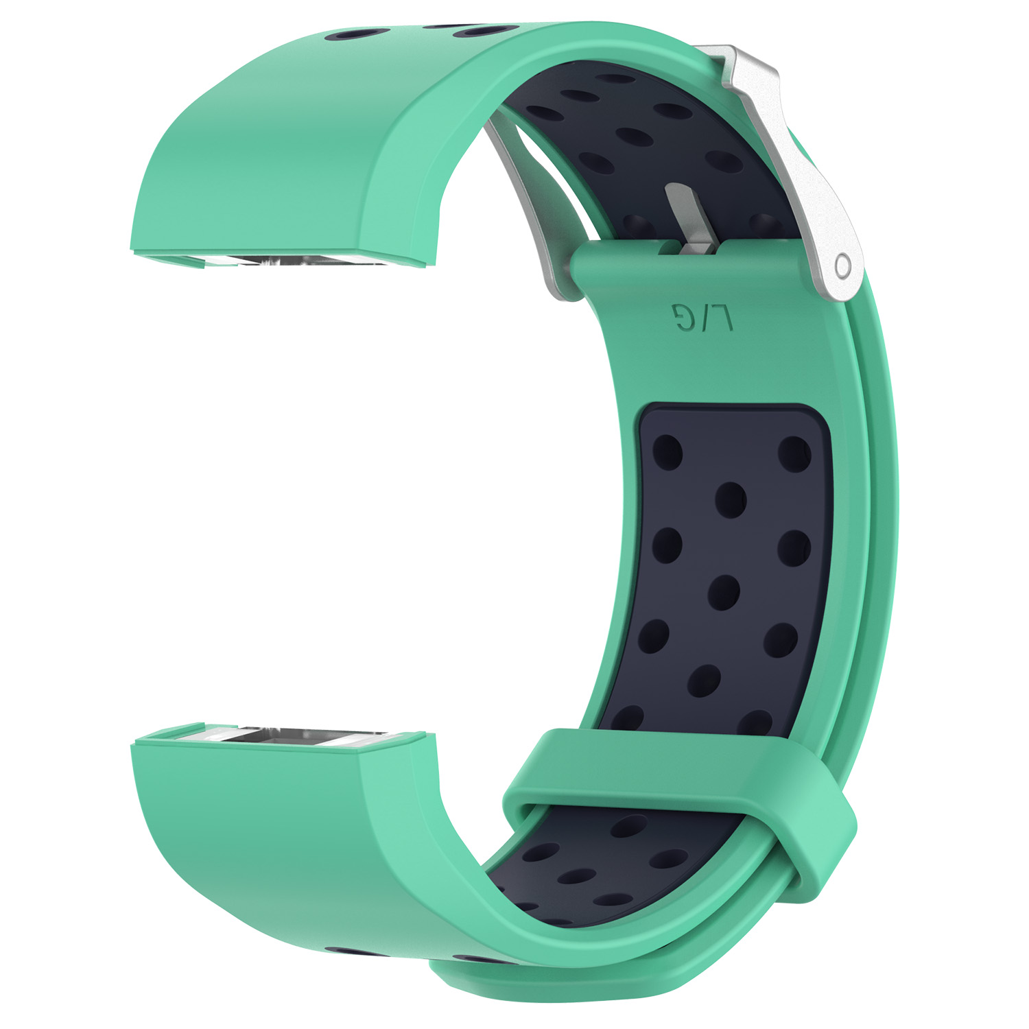 Replacement-Silicone-Wristband-Watch-Strap-Bands-Bracelet-For-Fitbit-Charge-2 thumbnail 96