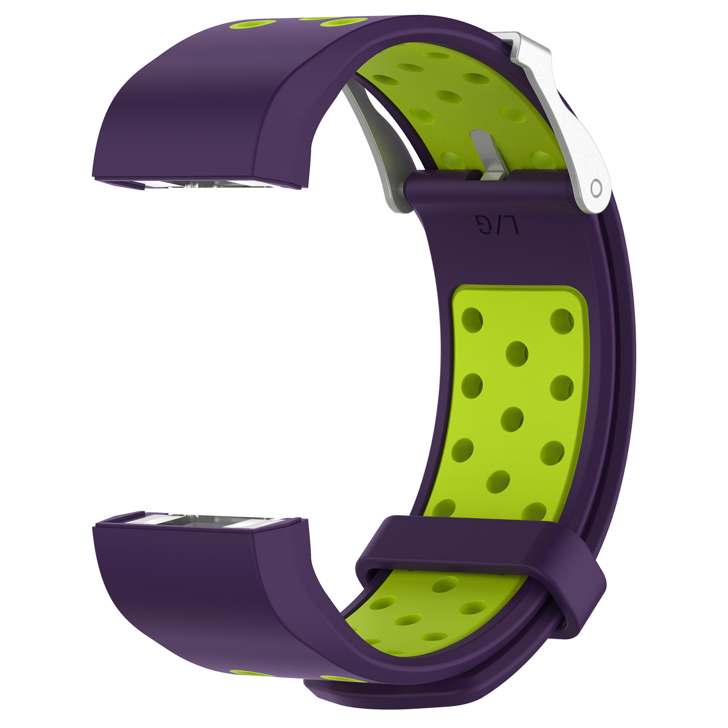 Replacement-Silicone-Wristband-Watch-Strap-Bands-Bracelet-For-Fitbit-Charge-2 thumbnail 102