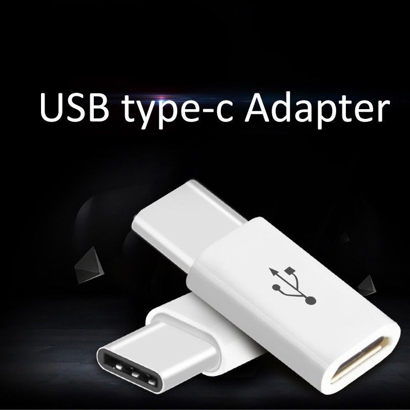 Micro-USB-Female-to-Type-C-Male-Adapter-Converter-Micro-B-to-USB-C-Connector-5X thumbnail 11