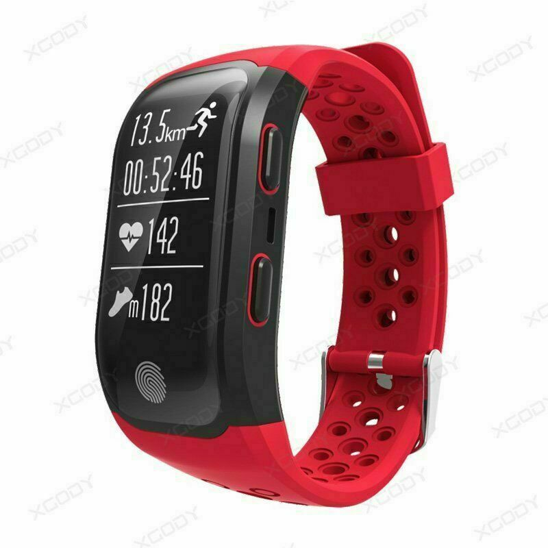 Waterproof-Smart-Watch-GPS-Sport-Bracelet-Heart-Rate-for-iPhone-Android-Samsung thumbnail 14