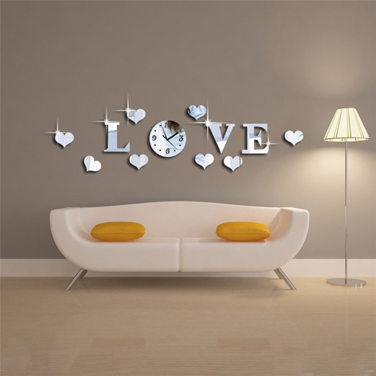 Removable-Mirror-Decal-Art-Mural-Wall-Stickers-Home-Decor-DIY-Room-Decoration thumbnail 11