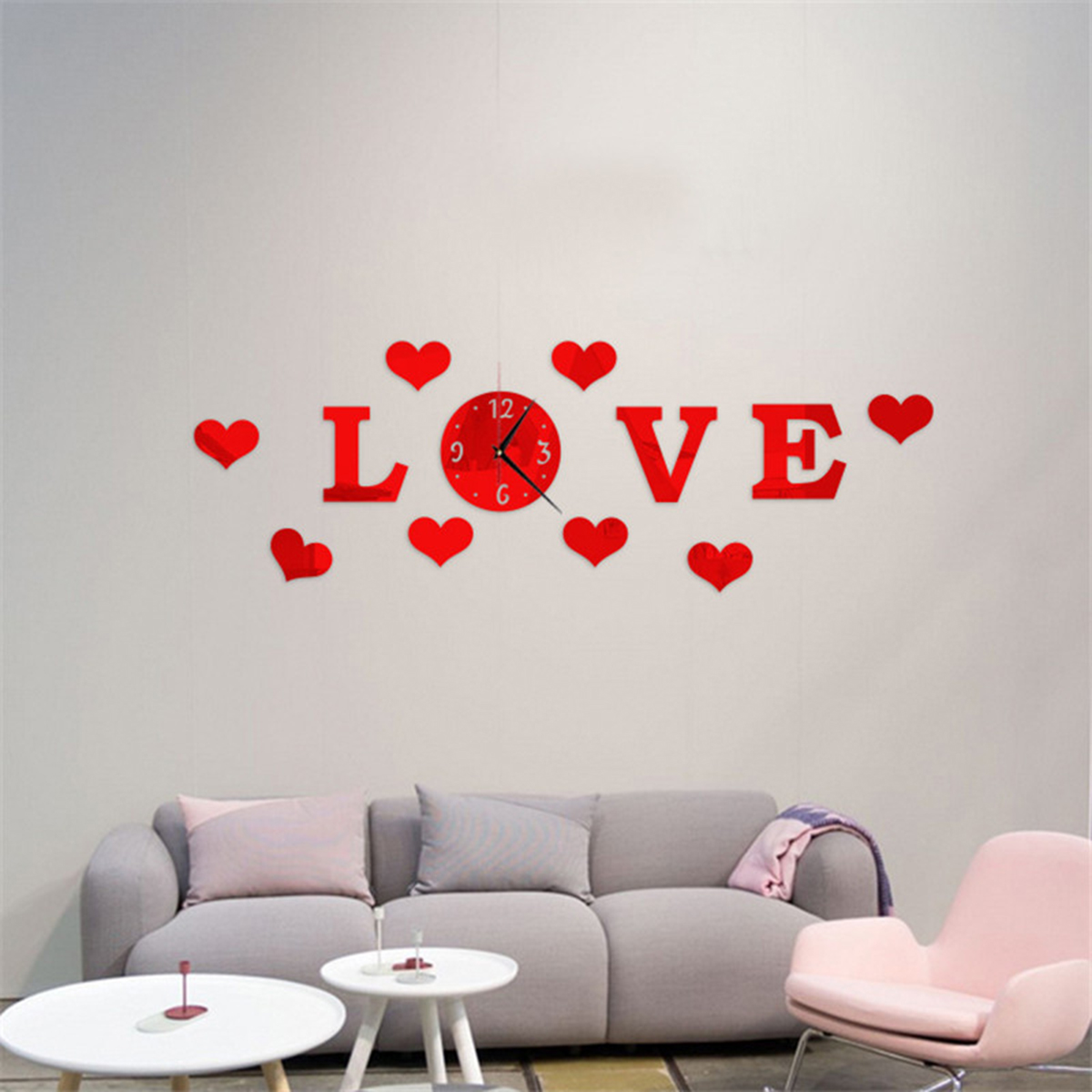 Removable-Mirror-Decal-Art-Mural-Wall-Stickers-Home-Decor-DIY-Room-Decoration thumbnail 17
