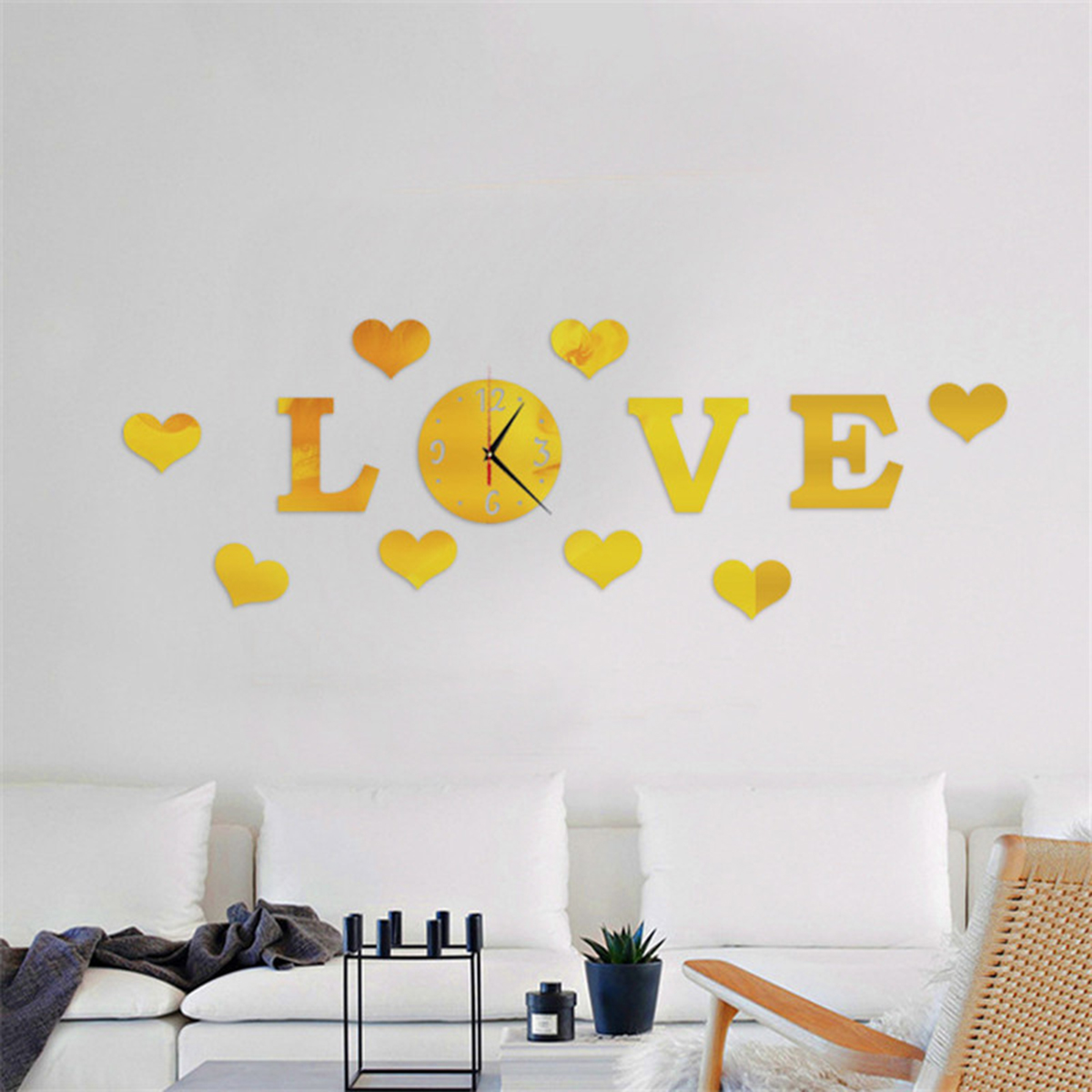 Removable-Mirror-Decal-Art-Mural-Wall-Stickers-Home-Decor-DIY-Room-Decoration thumbnail 20