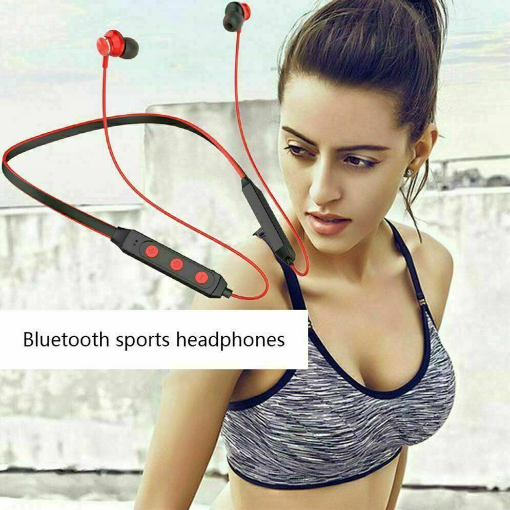 Waterproof-Bluetooth-V5-0-Headsets-Best-Wireless-For-Sports-Running-Gym-Workout miniature 4